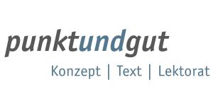 punktundgut - Jutta Harmeyer - Konzept / Text / Lektorat